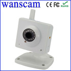 Home Office Security House Surveillance Mini Card Type Cheap Wireless Smallest Mini Indoor IP Camera