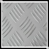 Bright Surface 5Bars Pattern Aluminum Tread Plate For Anti-Slip
