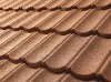 prime colorful stone coated steel roofing tile