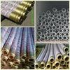 DN125 4 wire layers concrete pump rubber hose end