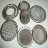 Round Shape Stainless Steel Wire Mesh Filter Disc( Professional Manufacturer)