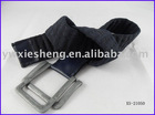 fashion polyester belt
