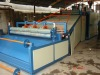 plastic net extruder machine