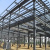 hot light steel structure building