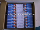 color printing tyvek wristbands with barcode for events