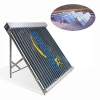 Solar Collector with evacuated tube EN12975 approved