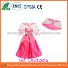 princess role play long dress
