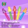 Lighting nipple candy/lollipop candy