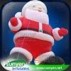 Santa Claus christmas inflatables,inflatable Christmas