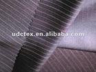 T/R Stretch fabric with dobby stripe
