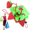 Large Strawberry shopping bag shopping bag strawberry folding bag bag handbag