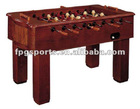 Solid wood soccer table