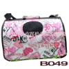 B049 Oxford Waterproof Material Colorful S M L Dog Bag Dog Carrier Pet Products MOQ is 1000pcs/item 1pc/opp bag Drop Shipping