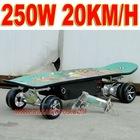 250W R/C Electric Skateboard