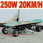 250W R/C Electric Skateboard
