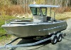 21ft aluminum fishing boats