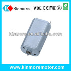 7V DC Motors Mini motors for tooth brush Electric Shaver(FF-050PA-12140)