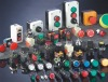 pushbutton switch (push button switches,pushbutton box,pilot lamp,led indicator light)