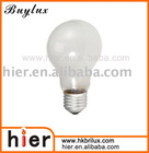 Inside frost incandescent lamps 75w