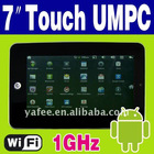 "7"" Google Android Tablet PC Android 2.3 4GB WEBCAM O-723"