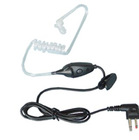 Surveillance Kit WT-129 Professional Headset for Two Way Radio