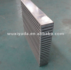 aluminum intercooler core,aluminum oil cooler core,radiator core