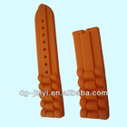 sports silicone rubber watch band