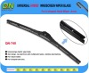 Latitude high quality spring steel frame hybrid Wiper Blade