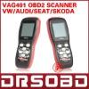 Original auto code reader VAG401 VW/AUDI/SEAT/SKODA PROFESSIONAL diagnostic TOOL VAG 401