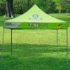 3MX3M green gazebo