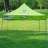 3MX3M green gazebo