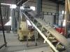 wood chips hammer mill crushing machine