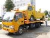 4x2 JAC wrecker truck fot hot sales