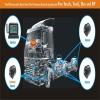 Tire pressure monitoring system TM-507RV+SE six sensors