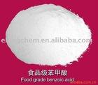 food grade and tech grade benzoic acid