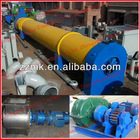 New functional full automatic wooden sawdust dryer for sale