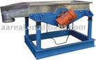 Linear vibration sifter for coarse screening