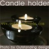 fantasy candle holder