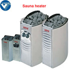 Combination steam sauna room/ sauna room heater