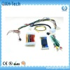 customized motorcycle wiring harness
