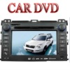 Car DVD player with GPS&BT&IPOD& Toyota Prado