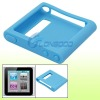Hottest Silicone Skin Case For iPod Nano 6G