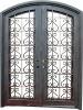 Wrought Iron Door factory better quality thanguangzhou szh doors and windows co.