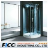 Massage steam shower room with acrylic base FC-112