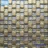 Italy classical glass mix stone mosaic tile ST102