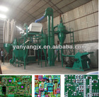 Copper and Plastic Separator Cable Recycling Machine