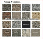 Granite tile flooring(Various granite)