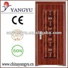 Steel Security Bedroom Door (CE/ISO/SON)