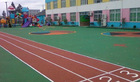 EPDM rubber granules sports court floor materials