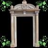 marble gateway surround YL-M039